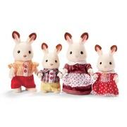 Calico Critters Hopscotch - Familia de conejos
