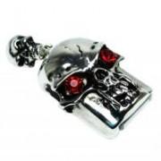 USB šperk - Lebka 8GB