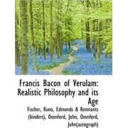 Francis Bacon of Verulam by Fischer Kuno