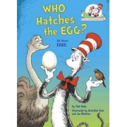 Who Hatches The Egg? by Tish Rabe