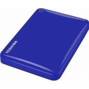 HDD Extern Toshiba Canvio Connect II 2TB USB 3.0 2.5 inch Blue