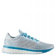 adidas Women's Response LT Running Shoes - Ice Blue/Silver - US 5.5/UK 4