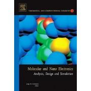 Molecular and Nano Electronics by Jorge M. Seminario