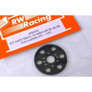 RW 64X92T Xray T2/T3 Offset Supa-lite Spur Gear 92 Tooth 64 DP