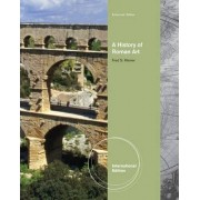 A History of Roman Art, Enhanced International Edition by Fred Kleiner