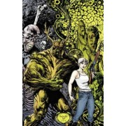 Swamp Thing Volume 3: Rotworld The Green Kingdom TP (The New 52) by Yanick Paquette