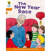 Oxford Reading Tree Biff, Chip and Kipper Stories Decode and Develop: Level 6: The New Year Race by Roderick Hunt