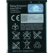 Li Ion Polymer Replacement Battery BST-43 for Sony Ericsson Mobile Phones
