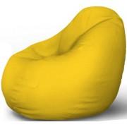 Lazy Bag eko koža žuta L