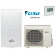 Daikin Altherma ERLQ004CV3/EHBX04CB3V 1 fázis hűt/fűt hőszivattyú 4 kW