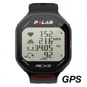 Ceas sport unisex Polar RCX5 GPS negru