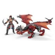 Luptator + Dragon Schleich-70128