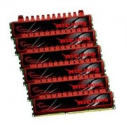 G.Skill RL Series RipJaws 24 Go (kit 6x 4 Go) DDR3-SDRAM PC3-12800 - F3-12800CL9T2-24GBRL (garantie 10 ans par G.Skill) (F3-12800CL9T2-24GBRL)