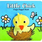 Little Chick: Finger Puppet Book by Chronicle Books