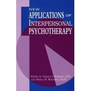 New Applications of Interpersonal Psychotherapy by Gerald L. Klerman