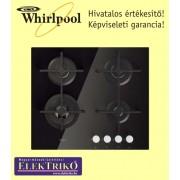 Whirlpool GOA 6423/NB beépíthető üveg felületű gázfőzőlap