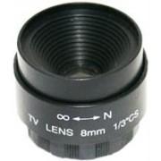 Casey Lens 8MM FIXED IRIS, Retail Box , No