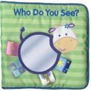 Taggies(Tm) I See Me Cloth Book