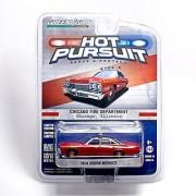 Greenlight Hot Pursuit Series 13 - Chicago Fire Department 1974 Dodge Monaco Die-Cast
