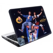 MusicSkins - Bill and Ted's Excellent Adventure, Telephone, Skin per netbook, taglia Medium, misure: 235 mm x 140 mm