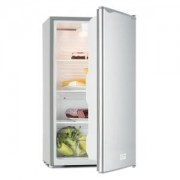 Beerkeeper Kühlschrank 92l Energieeffizienzklasse A+ 3 Ebenen silber