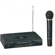 Professional 150 Feet Distance Coverage VHF Series Wireless/Cordless Microphone