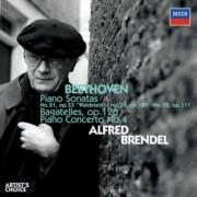L Van Beethoven - Piano Sonata/ Concerto (0028947571827) (2 CD)