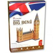 Cubic Fun MC087H - 3D Puzzle Big Ben Londra U.K.