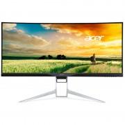 "Monitor LED Acer XR342CK 4K Curbat 34"" Silver & Black"