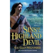 Sins of a Highland Devil by Sue-Ellen Welfonder