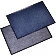 Tappeti antipolvere Floortex - bianco e nero - 60x90 cm - FC46090DCBWV - 152164 - Floortex