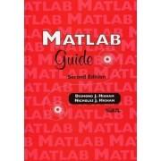 MATLAB Guide by Desmond J. Higham