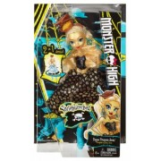 Monster High Shriek Wrecked Dayna Treasura Jones DTV93