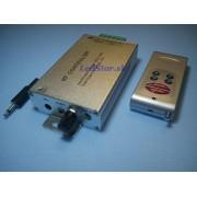RF Audio ovládač RGB pásika s efektom farebná hudba