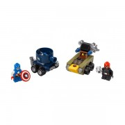 Mighty Micros: Captain America contra Red Skull (76065)