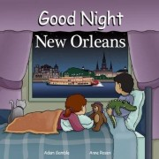 Good Night New Orleans by Adam Gamble