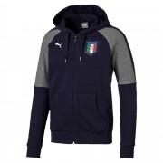 プーマ FIGC ITALIA トリビュート2006 ジップス メンズ peacoat-medium gray heather