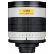 Samyang 800mm f/8.0 DX Mirror (T-mount)