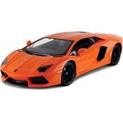 Siva 50020 - Modellino di Lamborghini Aventador LP 700 - 4, 1:14 RTR, Arancione (orange)
