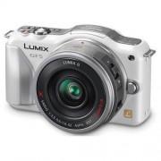 Panasonic Lumix DMC-GF5X + ob. 14-42 POWER O.I.S biały Dostawa GRATIS!