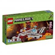 LEGO® MINECRAFT™ CALEA FERATA NETHER - 21130