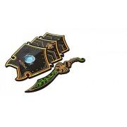 Lego Legends of Chima Scorpion Sword and Shield Set #851015