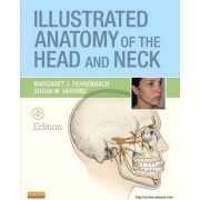 Illustrated Anatomy of the Head and Neck by Margaret J. Fehrenbach