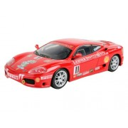 Revell 07138 - Ferrari 360 Challenge M. Lehner Kit di Modello in Plastica, Scala 1:32