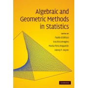 Algebraic and Geometric Methods in Statistics by Paolo Gibilisco