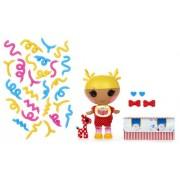 Lalaloopsy - Littles Silly Hair Doll: Scribbles Splash muñeca (Bandai 522201)