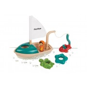 Activity Fishing Boat by Plan Toys