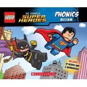 Phonics Boxed Set #2 (Lego DC Super Heroes)