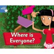 Clinker Castle Blue Level Fiction: Where is Everyone? Single by Lisa Thompson