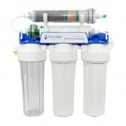 FILTRO UF4 CLASIC+ALCALIN, sistem de ultrafiltrare si alcalinizare